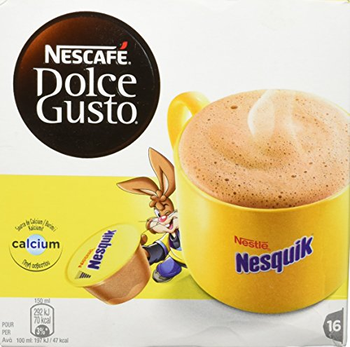 dolce gusto nesquik instructions