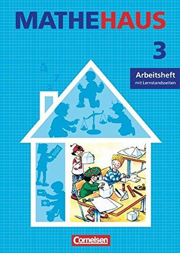 Mathehaus - Allgemeine Ausgabe / 3. Schuljahr - Arbeitsheft,