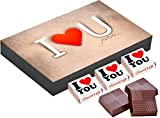 #10: Chococraft Romantic Gift Idea - , 425 Gms,12 Chocolates With Fillings Of Roasted Almonds, Fruit & Nuts And Butter Scotch(4 Each*3)