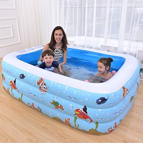 ken Baby-Pool Baby-Dusche Kinder Spielen Pad Pool nach Hause Kinderparadies Verdickung zu erhöhen OYO (Size : #2) ()