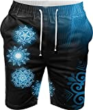 Snoogg Digital Printed Mens Casual Beach...