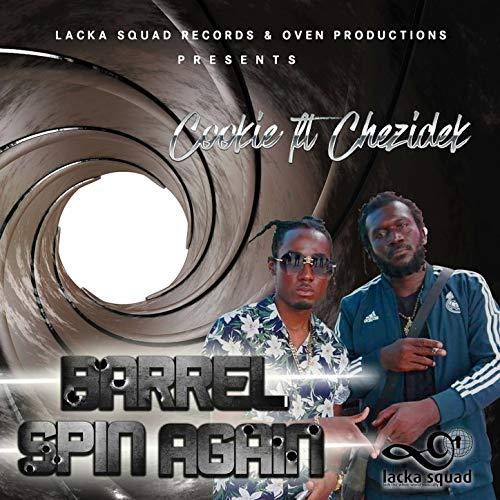 Barrel Spin Again Barrel Cookie