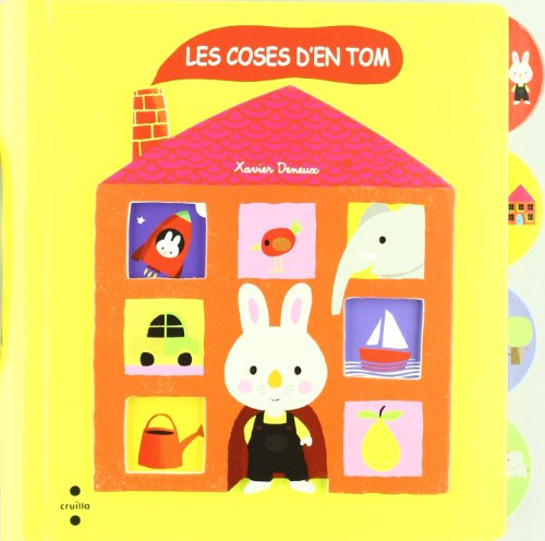 Les coses d'en Tom (Llibres de cartro) por Xavier Deneux