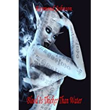 Blood Is Thicker Than Water (Vespera Vampire Book 3)