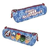 Bustina Astuccio 1 Zip Avengers