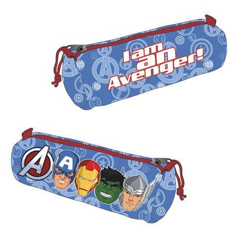 Portatodo Vengadores Avengers Marvel I am an Avenger cilindrico