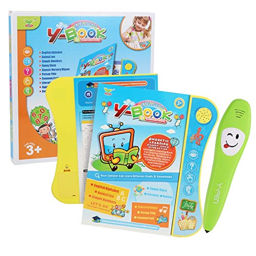 Kinder lesen Pen Mini iPad Toy Learning Maschine Story Maschine Puzzle Game Simulation Tablet Pointing Machine Alphabet Nummer Early Education Boy Girl Toy
