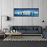Amphia - Wanddekoration Wandaufkleber Tiermalerei Papier.Dekorative Malerei SchlafzimmerWohnzimmer TV Wanddekoration Wandaufkleber Wandbild