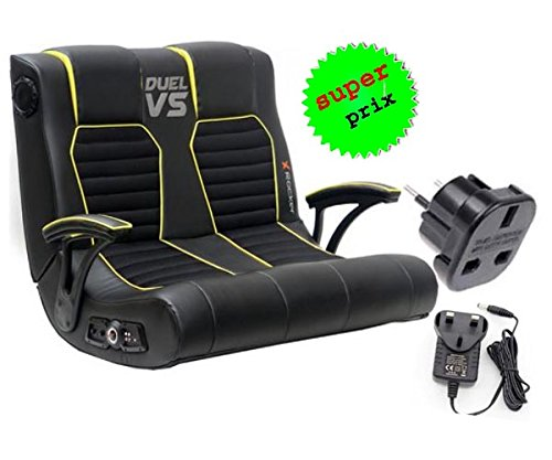 Video Rocker Chair (X-Rocker Duel vs Double Gaming Chair)