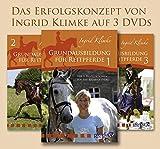 Grundausbildung für Reitpferde Teil 1-3: Das 4- bis 6-jährige Pferd [3 DVDs]