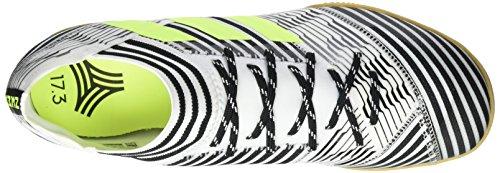 adidas Herren NEMEZIZ Tango 17.3 in Fußballschuhe Weiß (Footwear White/solar Yellow/core Black)