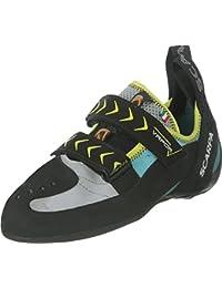 Scarpa Vapor V W Zapatos de escalada 42,0 turquoise