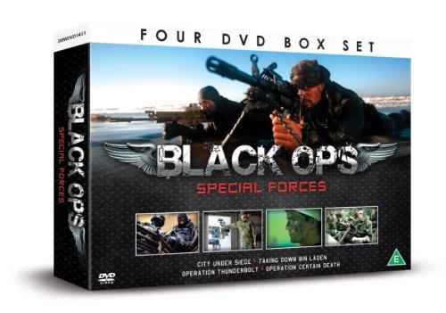 Special Forces: Black Ops [DVD] [Edizione: Regno Unito] - Ops Serie