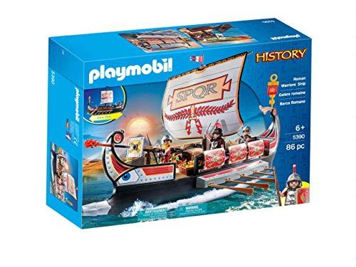 Playmobil- History Galera Romana