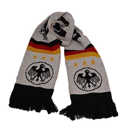 Pro Glider (Euro 2016Fußball Schal England Frankreich Deutschland Italien fans Merchandise GERMANY)