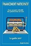 Telecharger Livres FINANCEMENT PARTICIPATIF ANNUAIRE DES PLATEFORMES DE DONS (PDF,EPUB,MOBI) gratuits en Francaise