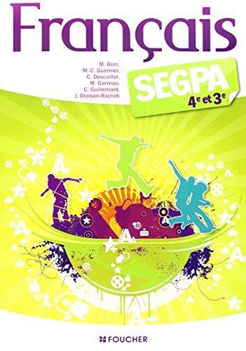 Français SEGPA 4e et 3e