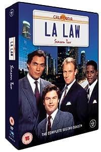 LA Law - Season 2 [DVD]