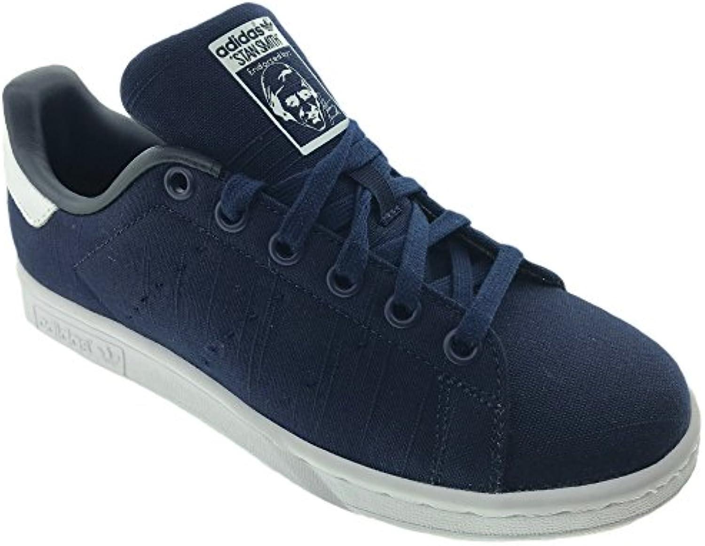 Adidas Stan Smith W, Blanco/Azul, 38 2/3