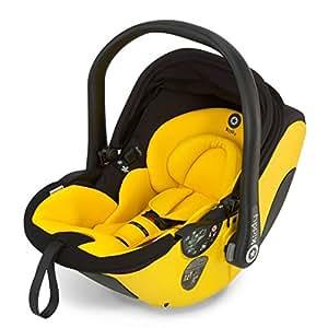 Child car seat kiddy evo-lunafix 082 sunshine