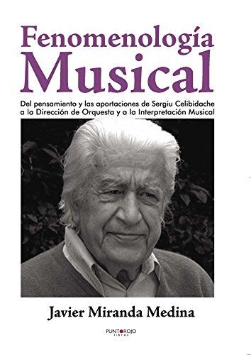 Descargar Libro Fenomenología musical de Javier Miranda Medina