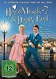 Herz, Musik & Happy End - Die schönsten Schlager-Filme der 60er Jahre [4 DVDs] (Am Sonntag will mein Süßer mit mir segeln gehn - Wenn man Baden geht auf Teneriffa und fünf weitere Filme)