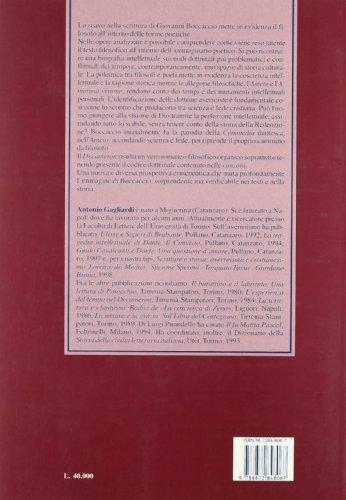 Zoom IMG-1 giovanni boccaccio filosofo averroista