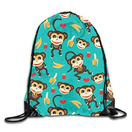 nana Drawstring Backpack Gym Bag Travel Backpack Purple Lotus Mandala Small Drawstring Backpacks Women Men Adults ()