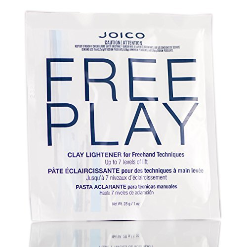 Freeplay by Joico Joico Free Play Clay Lightener for Freehand Techniques