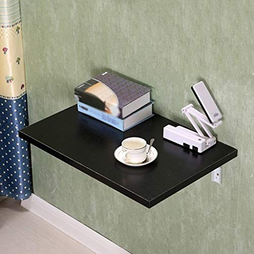 DX Dongy Klapptisch Wandtisch Wandbehang Esstisch Computertisch Faltbarer Schreibtisch Kü
