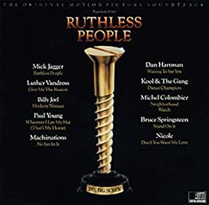 Ruthless People: Original Motion Picture Soundtrack