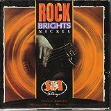 SIT RB50105L Set de 4 cordes pour basse électrique Rock Brights Nickel Long Medium (.050 - .105)