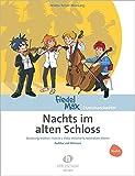 Nachts im alten Schloss: Besetzung: Violine 1, Violine 2, Viola, Violoncello, Kontrabass, Klavier