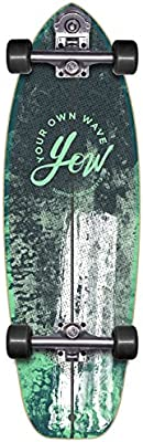 Yow Surf Nazare Freeway Tabla de Skate, Unisex Adulto, Multicolor, Talla Única