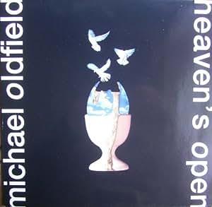 Heaven's open (1991) [VINYL]