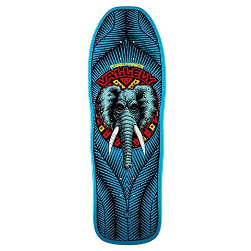 Powell Peralta Vallely Elephant Blue Plateau Skateboard - 10