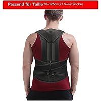 orthopädischer GERADEHALTER zur Haltungskorrektur RÜCKENBANDAGE für die perfekte Rücken Haltung hochwertiges NEOPRENE... preisvergleich bei billige-tabletten.eu