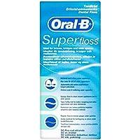 Hilo dental precortado de la marca Oral-B (Paquete de 12)