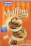 Dr. Oetker Marmor Muffins, 8er Pack (8 x 320 g)