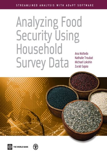 Analyzing Food Security Using Household Survey Data Streamlined Analysis with AdePt Software
