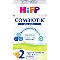 Hipp 2 Bio Combiotik Folgemilch, 1er Pack (1 x 600g)