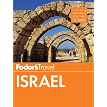 Fodor's Israel (Full-color Travel Guide)