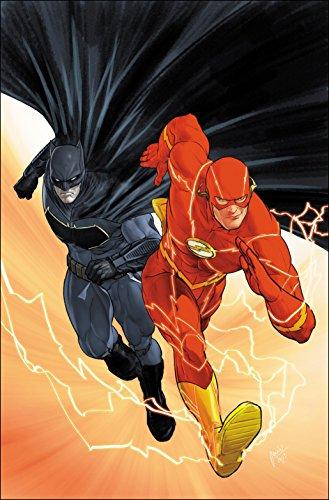 Batman/The Flash: The Button Deluxe Edition (International Version) - Button Panel