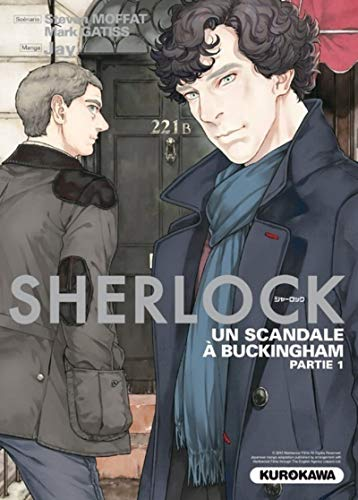 Sherlock Edition simple Tome 4