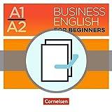 Business English for Beginners - New Edition: A1/A2 - Kursbücher mit Audios als Augmented Reality: 521059-1 und 521067-6 im Paket