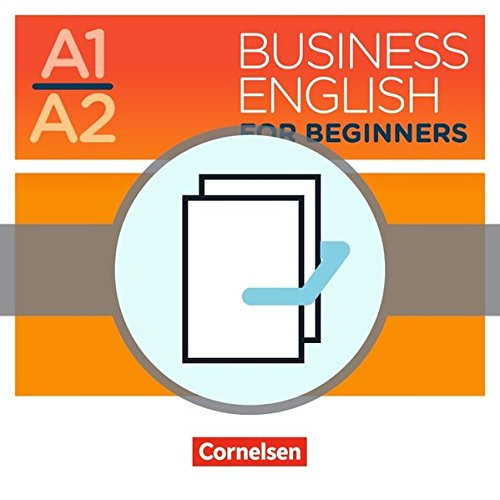 Business English for Beginners - New Edition: A1/A2 - Kursbücher mit Audios als Augmented Reality: 521059-1 und 521067-6 im Paket
