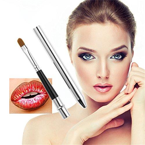 Cdet Pinsel Make-up Brush Lippe Bürste Mit Kappe Für Geschenk