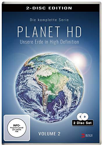 Planet HD - Unsere Erde in High Definition - Vol. 2 [2 DVDs] (Hd-dvd Planet Erde)