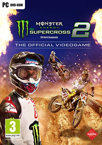 Monster Energy Supercross 2 (PC)