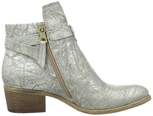 Mjus 790213-0201-6084, Bottes De Cowboy Pour Femme Gris (brouillard)
